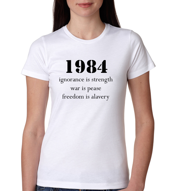 1984 ignorance is strength essay What does ignorance is strength in 1984 mean ignorance is strength it means you're wanting other people to answer your essay problem for you.