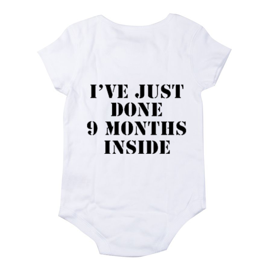 pics photos   funny baby grow funny baby clothes funky cute baby grows