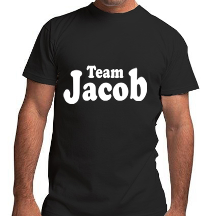 twilight adult jacob black t shirts